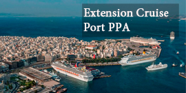 Extension Cruise Port PPA